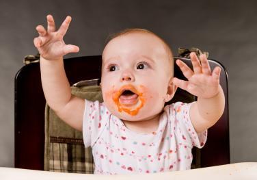 Τι να τρώνε παιδιά τα ηλικίας 0-6 ετών; Συμβουλές προς μαμάδες! (Photo: Flickr/Daniel James)